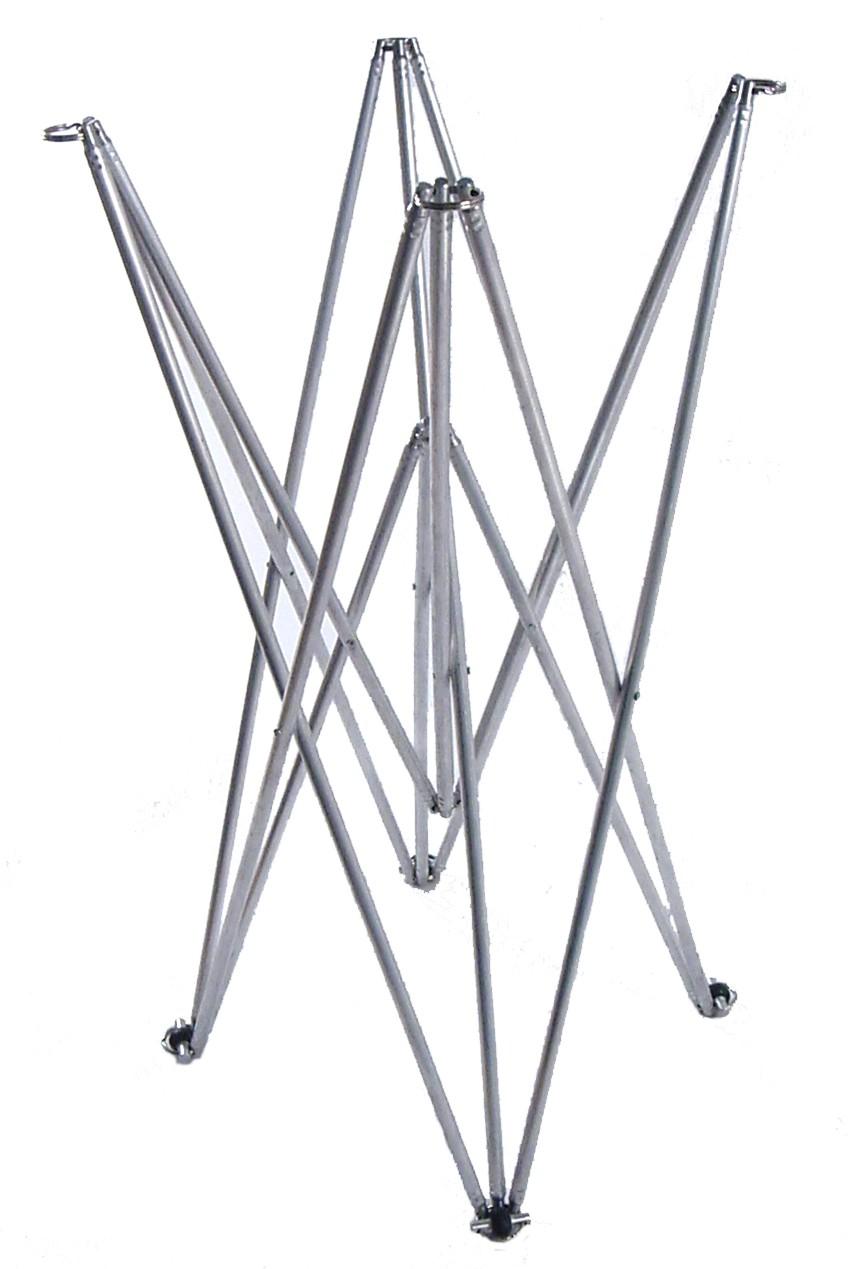 spidertable 68 40 heigt 60 cm 26 16 height 24 willkommen im spider evoflex shop. Black Bedroom Furniture Sets. Home Design Ideas