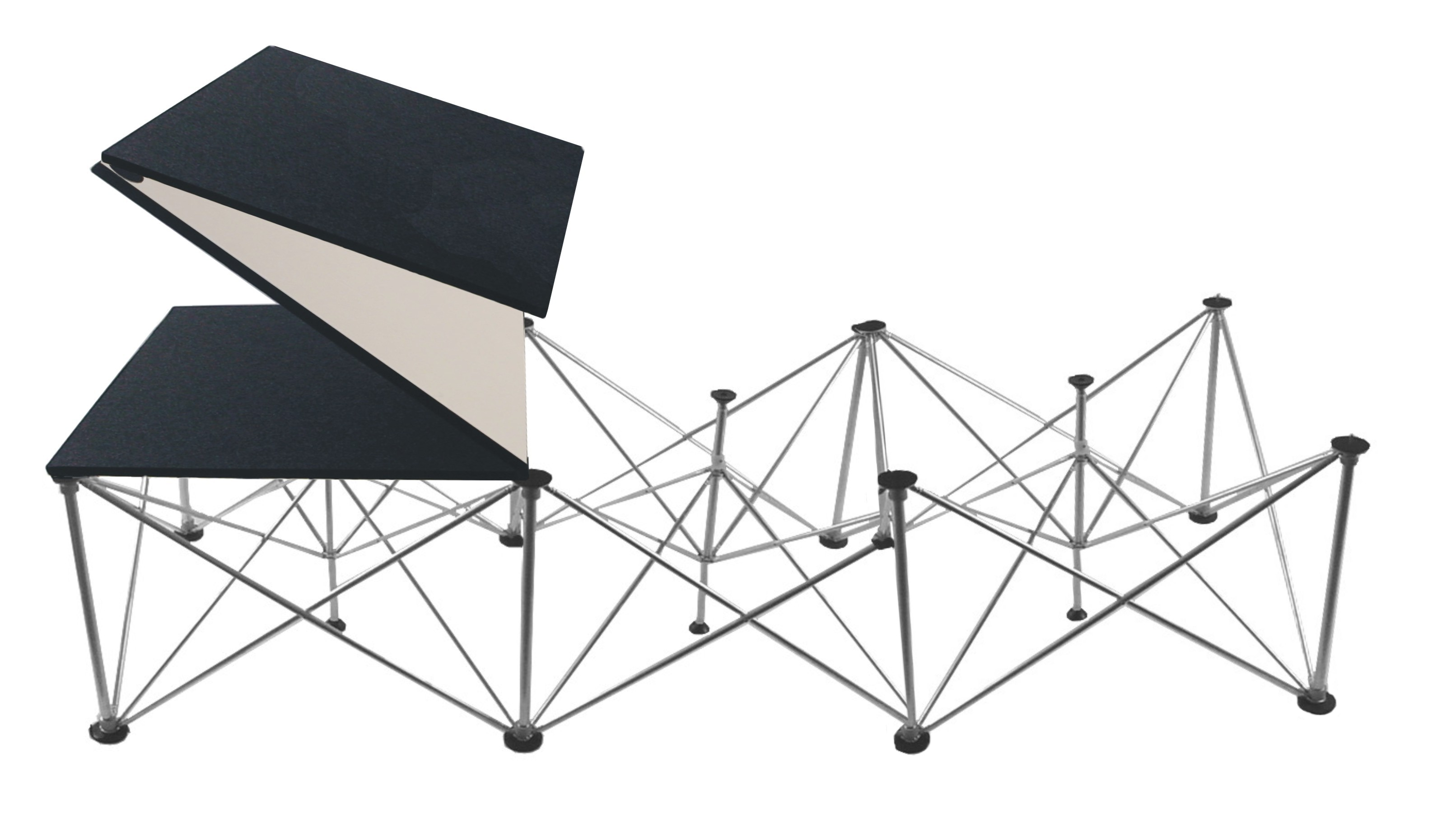 Alucore Top 3 x 1 (185 x 63 cm / 73\' x 25\') for Spider Stage ...