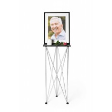 Easel height 95 cm / 37 inch